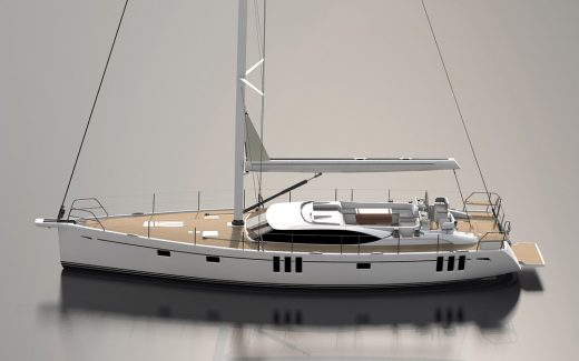 Oyster 565 by Oyster Yachts, British Yacht Builders