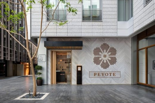 Peyote Restaurant in Dubai