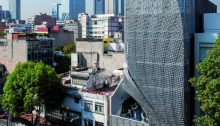 Profiles House in Mexico City