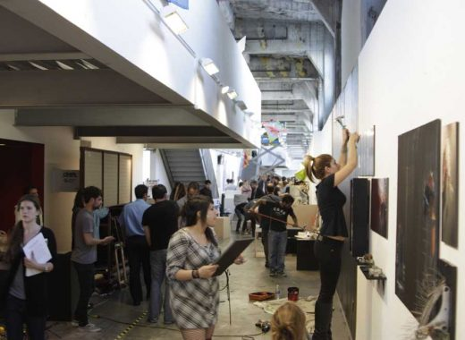 SCI-Arc Spring Show event Los Angeles