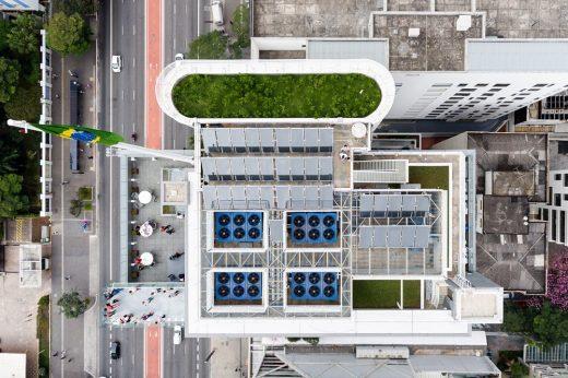 SESC Avenida Paulista Building SP