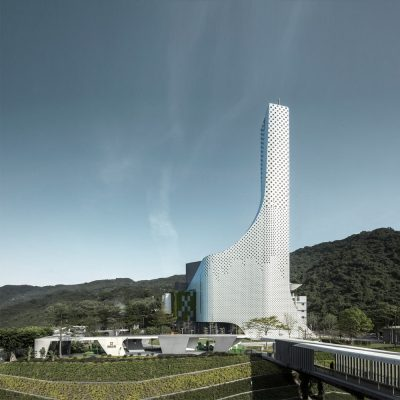Shenzhen Energy Renovation Waste to Energy Power Plant