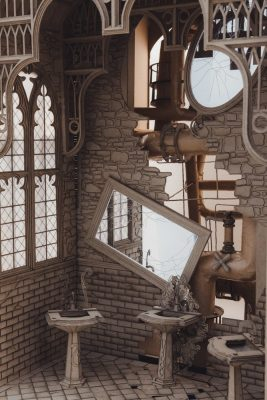 Smoke and Mirrors Harry Potter Scenes Reimagined