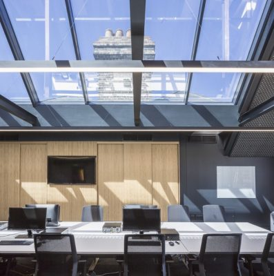 Dublin Dublin Office Interior by ODOS Architects