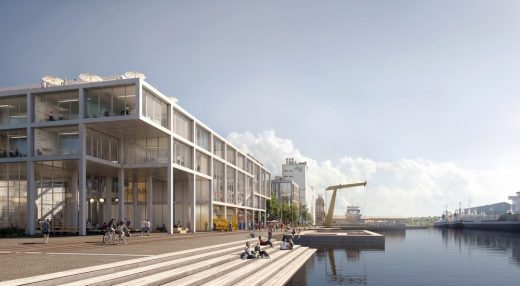 Svendborg International Maritime Academy on Fyn