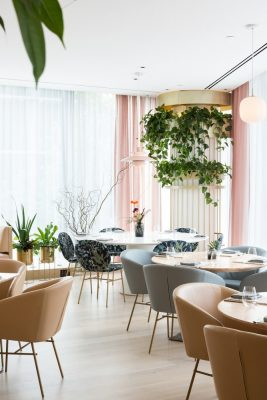 The Botanist Restaurant in Vancouver