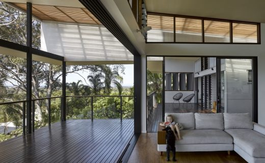 Two Tree House on the Sunshine Coast