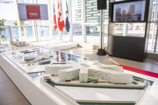 Waterfront Architecture Placemaking and Context Exhibition in Toronto