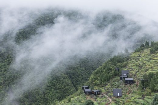 Woodhouse Hotel in Guizhou China