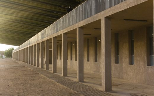 Alioune Diop University Lecture Building in Bambey Senegal