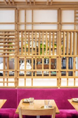 Andina Notting Hill Restaurant and Cafe Bakery in London