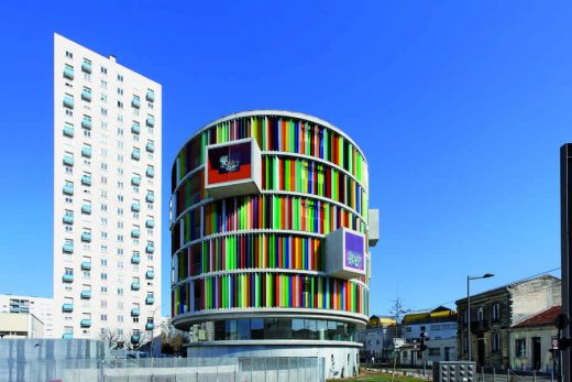 Arc En Ciel Bordeaux building