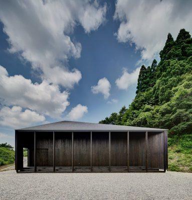 Australia House in Niigata Prefecture