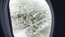 Aviapolis Walk-Friendly Masterplan in Vantaa Helsinki