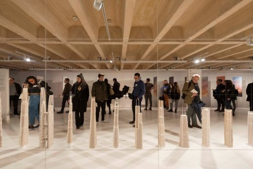 Beyond the Structure Exhibition in Madrid