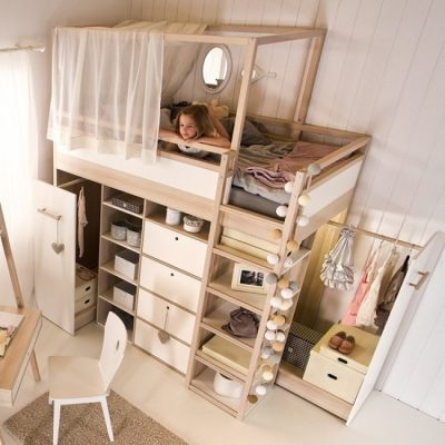 Building a Functional and Creative Kids' Space