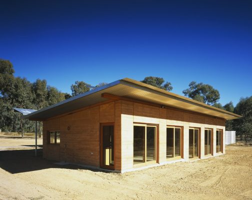 Butterfly Residence in Rutherglen Victoria
