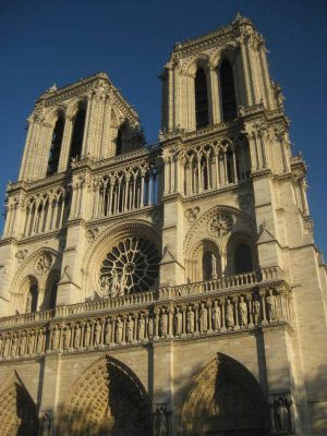 Notre-Dame Cathedral Paris building