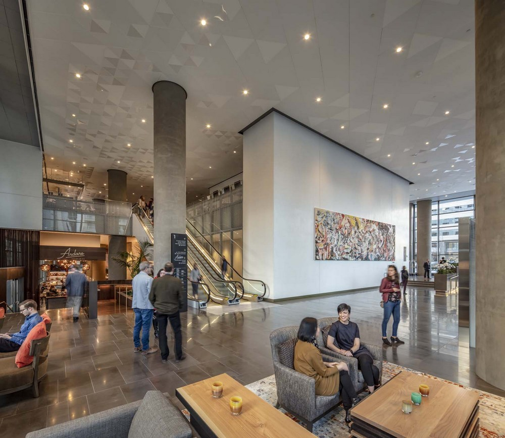Downtown Seattle Hotel, Washington - e-architect