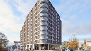 Eclipse Liverpool Apartments, Baltic Triangle Building