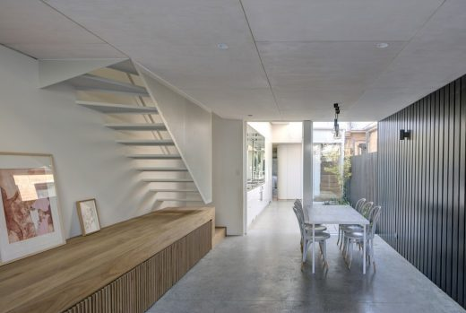 New Home in Sydney design by Andrew Burns Architecture