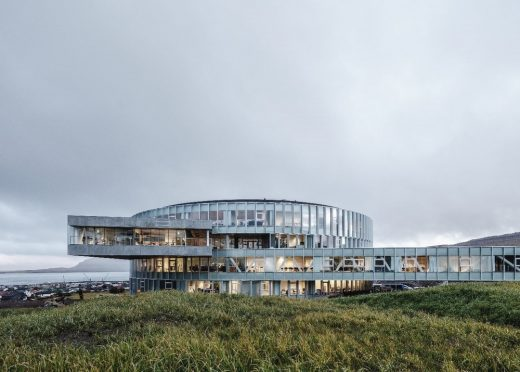 Glasir - Tórshavn College building by BIG architects