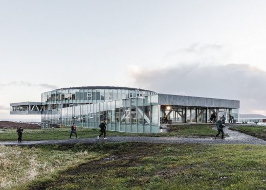 Glasir - Tórshavn College, Faroe Islands building by BIG architects