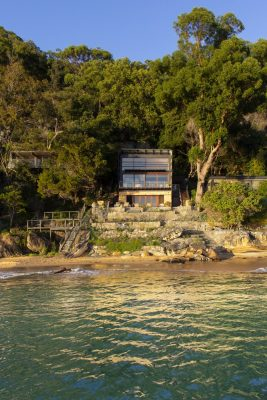 Hart House on Great Mackerel Beach NSW