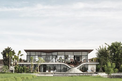 House O in Mas Bali - Indonesia Architecture News