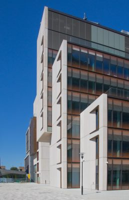 ICL Molecular Sciences Research Hub Building by Aukett Swanke