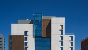 Imperial College London Molecular Sciences Research Hub Building