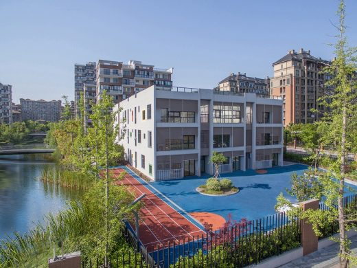 Kindergarden Building in Hangzhou