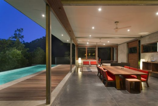 The Naked House, Koh Samui contemporary property, Thailand, design by Marc Gerritsen Architect