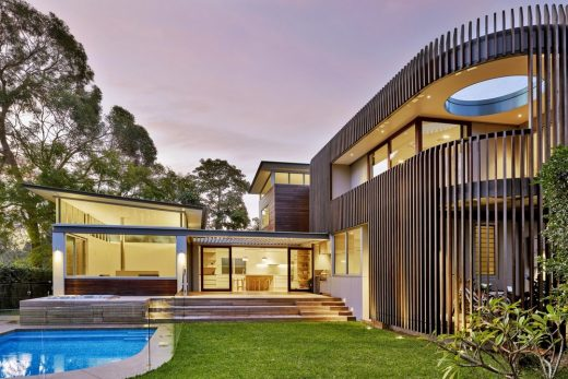 Lagoon House in Manly NSW