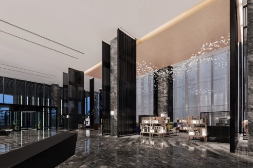 Le Meridien Zhongshan in Guangdong - Chinese Architecture News