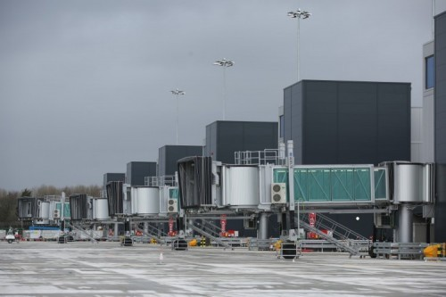 Manchester Airport Terminal 2 Building