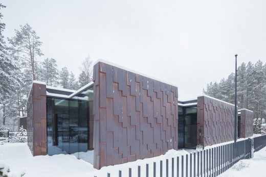 New House in Vilnius by arches, architects
