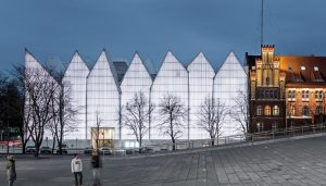 National Museum in Szczecin Building, Poland