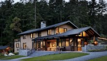 Orcas Island Retreat in Washington