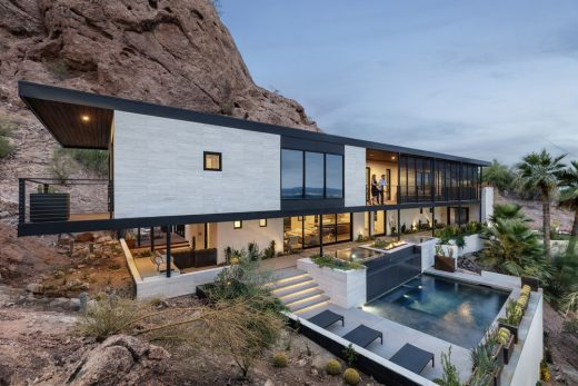 Red Rocks Residence in Phoenix Arizona