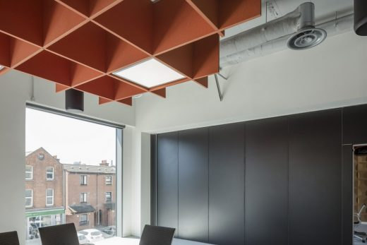 Rothco in Dublin Office Interior
