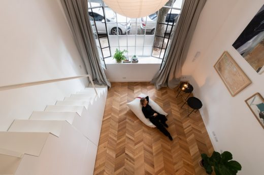 Segui Studio Apartment in Buenos Aires - Argentina architecture news