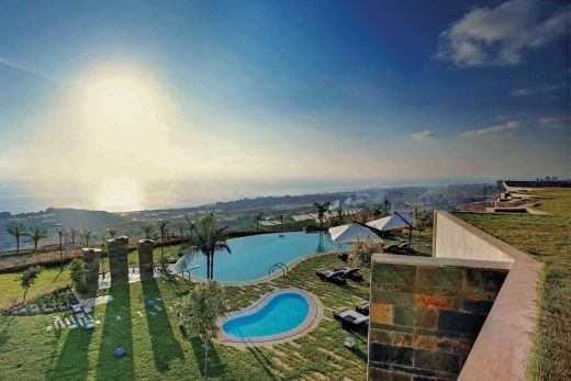 Senses Pool-House in Zahle Lebanon