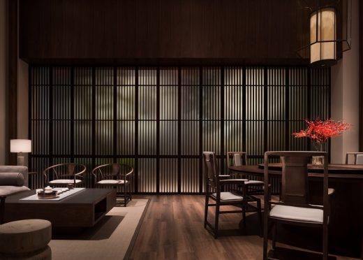 Sui Han San You Restaurant in Shantou City Guangdong