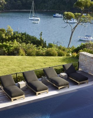Taylors Bay House in Mosman NSW