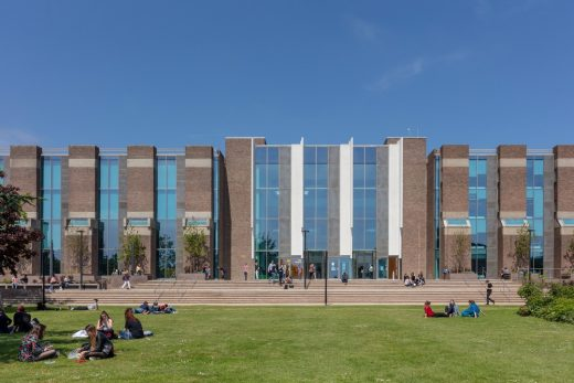 Templeman Library Extension and Extensive Refurbishment Canterbury