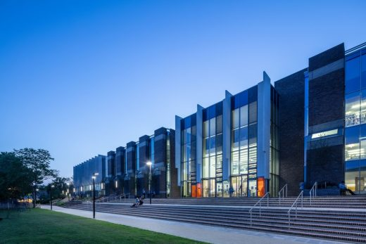 Templeman Library Extension and Extensive Refurbishment in Canterbury