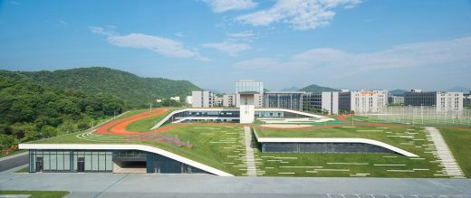 The Cloud Town International Convention and Exhibition Center Phase ii in Hangzhou