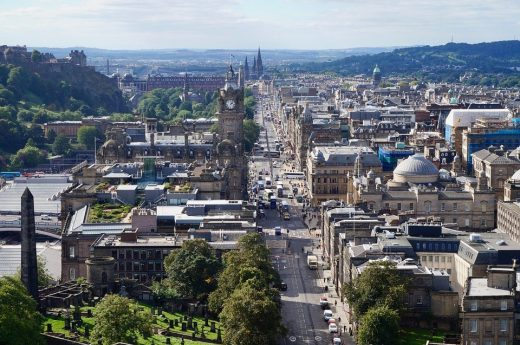 Things to Remember When Moving To Edinburgh