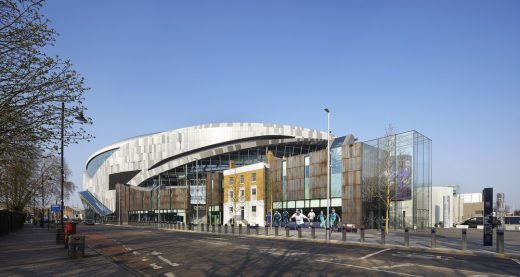 New Tottenham Hotspur Stadium by Populous